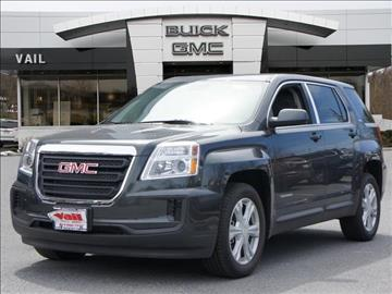 2017 GMC Terrain for sale in Bedford Hills, NY