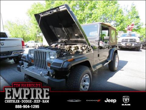 1987 Jeep Wrangler for sale in Wilkesboro, NC