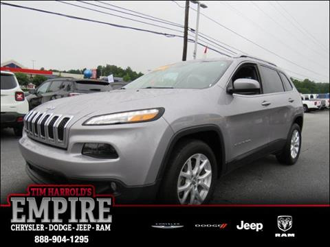 2018 Jeep Cherokee for sale in Wilkesboro, NC