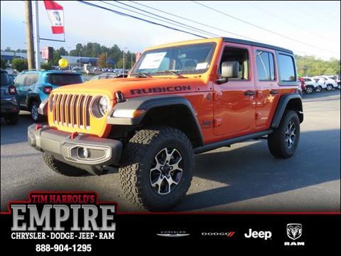 2020 Jeep Wrangler Unlimited for sale in Wilkesboro, NC