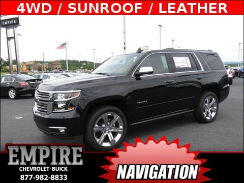 2017 Chevrolet Tahoe For Sale In Wilkesboro, NC