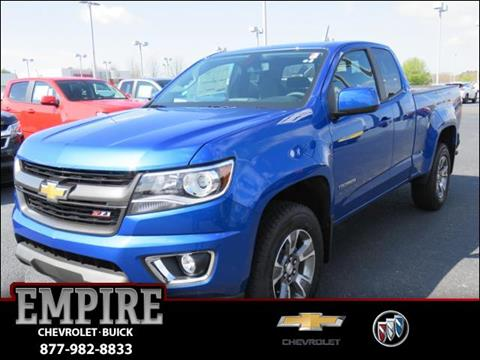 2018 Chevrolet Colorado For Sale In Wilkesboro, NC