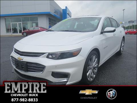 2017 Chevrolet Malibu For Sale In Wilkesboro, NC