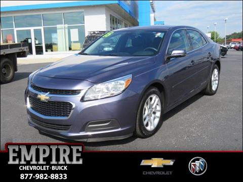 2015 Chevrolet Malibu For Sale In Wilkesboro, NC