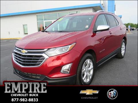 2018 Chevrolet Equinox For Sale In Wilkesboro, NC