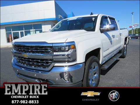 2016 Chevrolet Silverado 1500 For Sale In Wilkesboro, NC