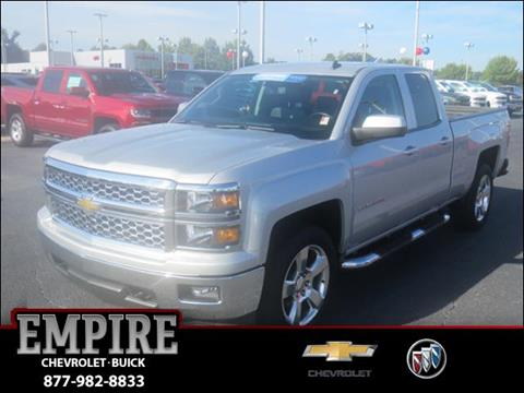 2014 Chevrolet Silverado 1500 For Sale In Wilkesboro, NC