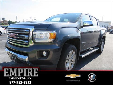 2017 GMC Canyon for sale in Wilkesboro, NC