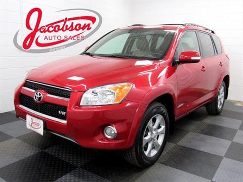 2012 Toyota RAV4 for sale in Oshkosh WI