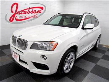 2014 BMW X3 for sale in Oshkosh, WI