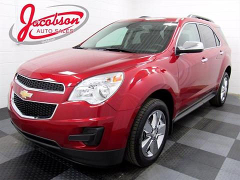 2015 Chevrolet Equinox for sale in Oshkosh WI