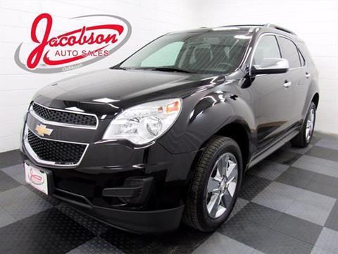 2015 Chevrolet Equinox for sale in Oshkosh, WI