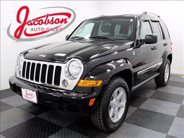 2006 Jeep Liberty for sale in Oshkosh, WI