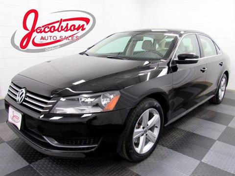 2015 Volkswagen Passat for sale in Oshkosh WI