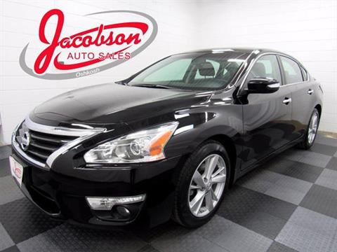 2015 Nissan Altima for sale in Oshkosh WI