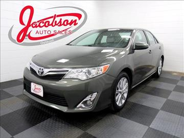 2013 Toyota Camry for sale in Oshkosh, WI