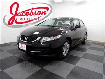 2013 Honda Civic for sale in Oshkosh, WI