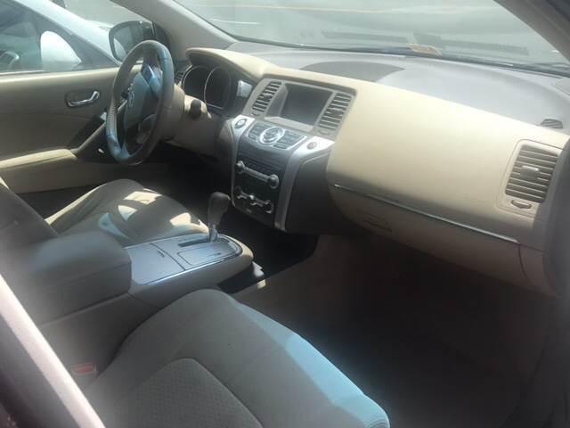 2009 Nissan Murano SL 4dr SUV - Richmond VA