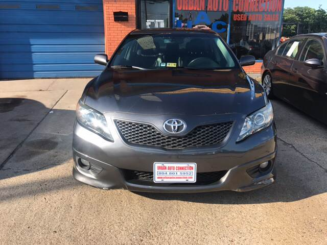 2010 Toyota Camry SE V6 4dr Sedan 6A - Richmond VA