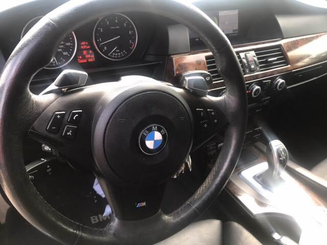 2009 BMW 5 Series 535i 4dr Sedan - Richmond VA