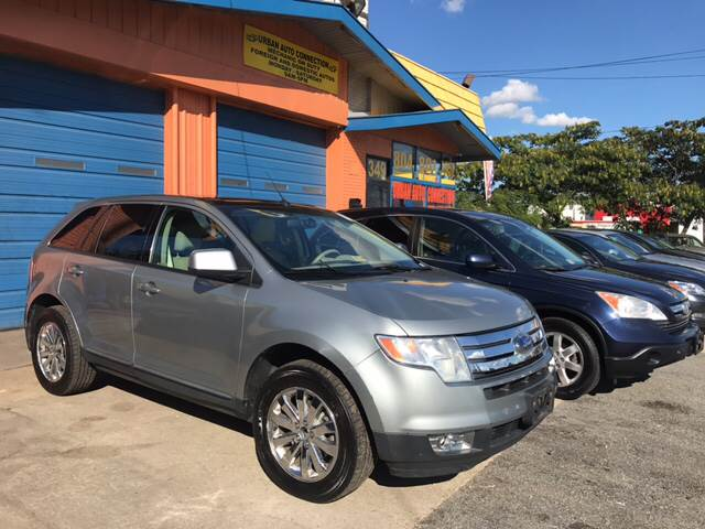 2007 Ford Edge AWD SEL 4dr Crossover - Richmond VA
