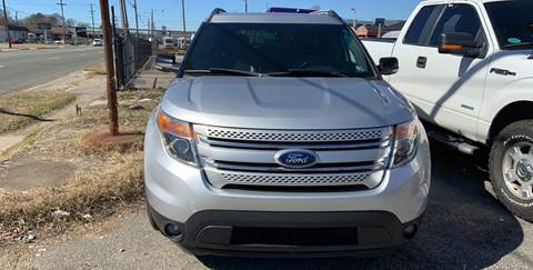 2012 Ford Explorer for sale in Richmond, VA