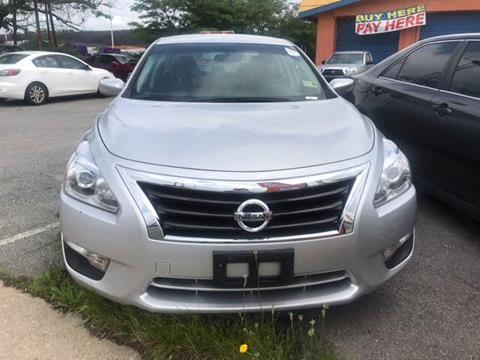 2015 Nissan Altima for sale in Richmond, VA