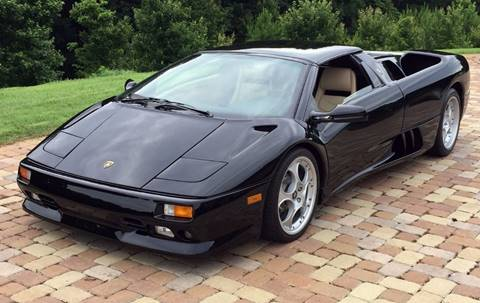 1998 Lamborghini Diablo for sale at Muscle Car Jr. in Alpharetta GA