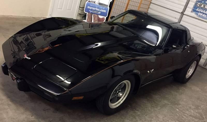 1979 Chevrolet Corvette for sale at Muscle Car Jr. in Alpharetta GA