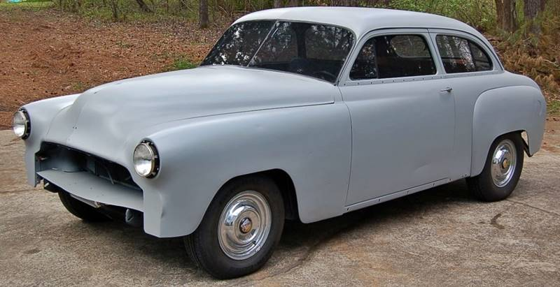 1951 Dodge Wayfarer for sale at Muscle Car Jr. in Alpharetta GA