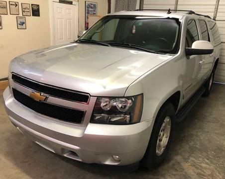 2012 Chevrolet Suburban for sale at Muscle Car Jr. in Alpharetta GA