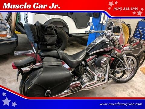2003 Harley-Davidson 100th  Anniversary Softail for sale at Muscle Car Jr. in Alpharetta GA