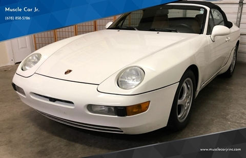 1993 Porsche 968 for sale in Alpharetta, GA