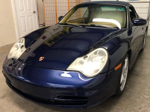 2002 Porsche 911 for sale in Alpharetta, GA