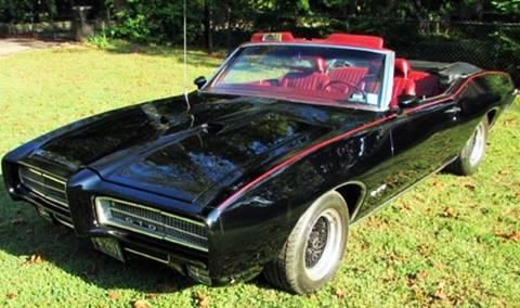 1969 Pontiac GTO for sale in Alpharetta, GA