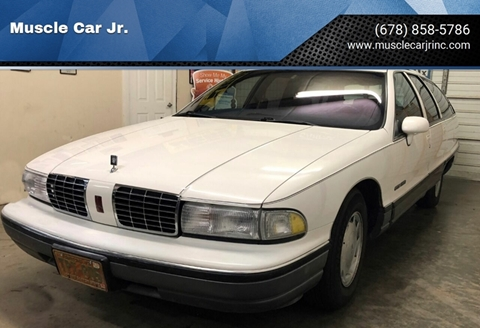 1992 Oldsmobile Custom Cruiser for sale at Muscle Car Jr. in Alpharetta GA