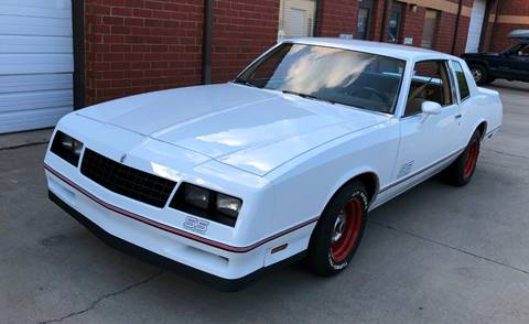 1985 Chevrolet Monte Carlo for sale in Alpharetta, GA