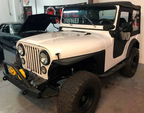 Jeeps For Sale In Va >> 1975 Jeep Cj 5 For Sale In Alpharetta Ga