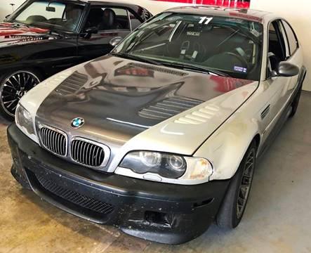 2002 BMW M3 for sale at Muscle Car Jr. in Alpharetta GA