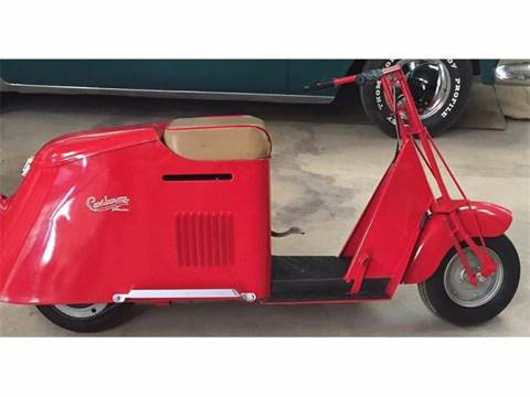 1946 Cushman Step-Thru for sale at Muscle Car Jr. in Alpharetta GA