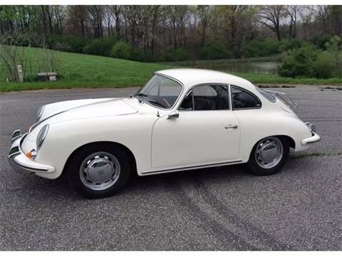 1965 Porsche 356 for sale at Muscle Car Jr. in Alpharetta GA