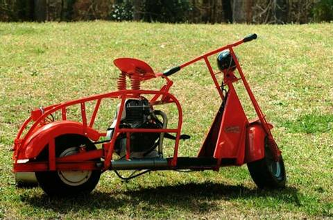 1955 Cushman Sportster for sale in Alpharetta, GA