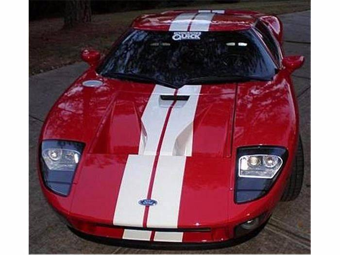2005 Ford GT for sale at Muscle Car Jr. in Alpharetta GA