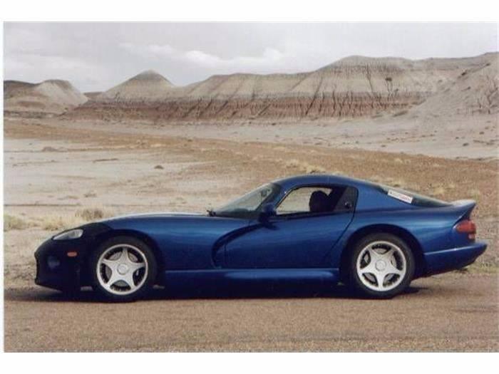 1997 Dodge Viper for sale at Muscle Car Jr. in Alpharetta GA