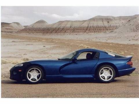 1997 Dodge Viper for sale at Muscle Car Jr. in Alpharetta GA