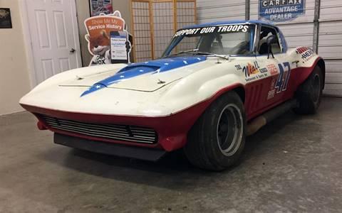 1963 Chevrolet Corvette for sale at Muscle Car Jr. in Alpharetta GA