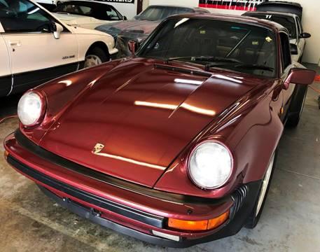 1984 Porsche 911 Carrera for sale at Muscle Car Jr. in Alpharetta GA