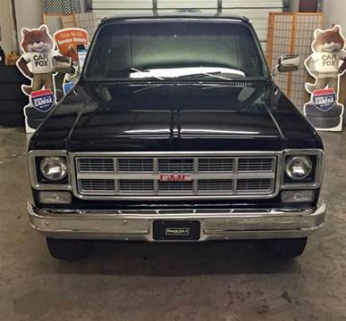 1977 GMC Sierra 2500HD
