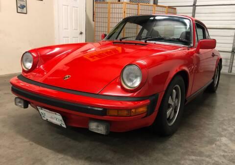 1977 Porsche 911 for sale at Muscle Car Jr. in Alpharetta GA