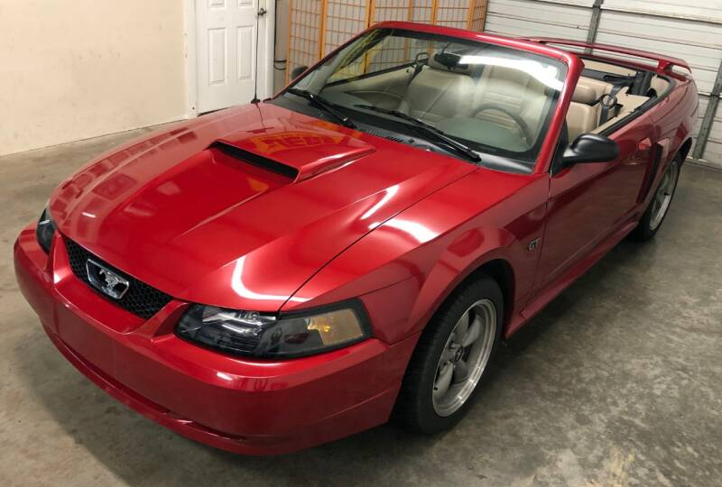 2002 Ford Mustang for sale at Muscle Car Jr. in Alpharetta GA